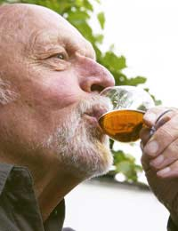 Alcohol Drinker Older Over-sixties